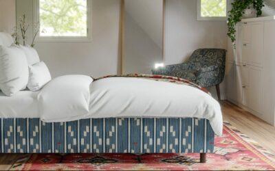 Wood vs. Upholstered Beds