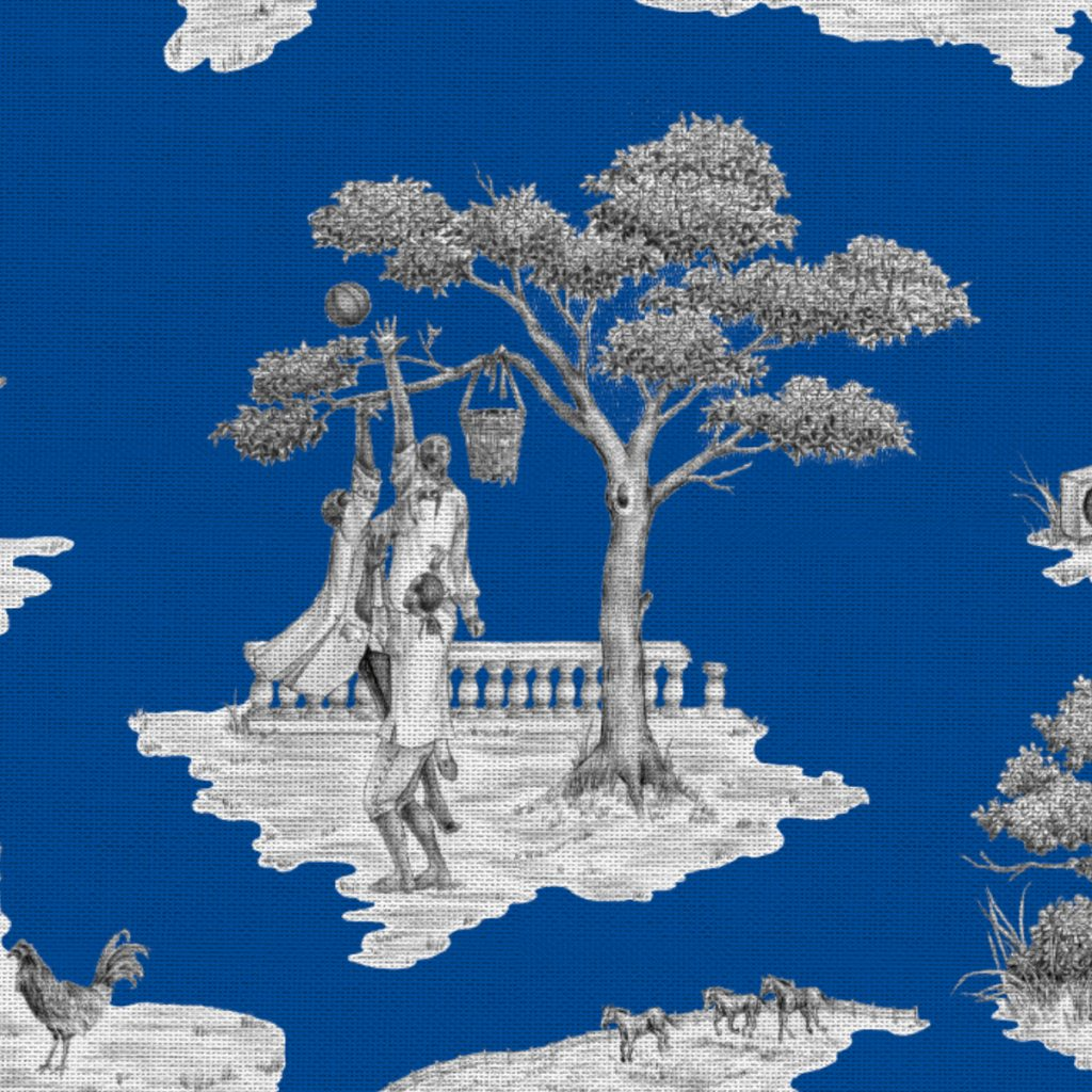 Harlem Toile: In Sheila's Words