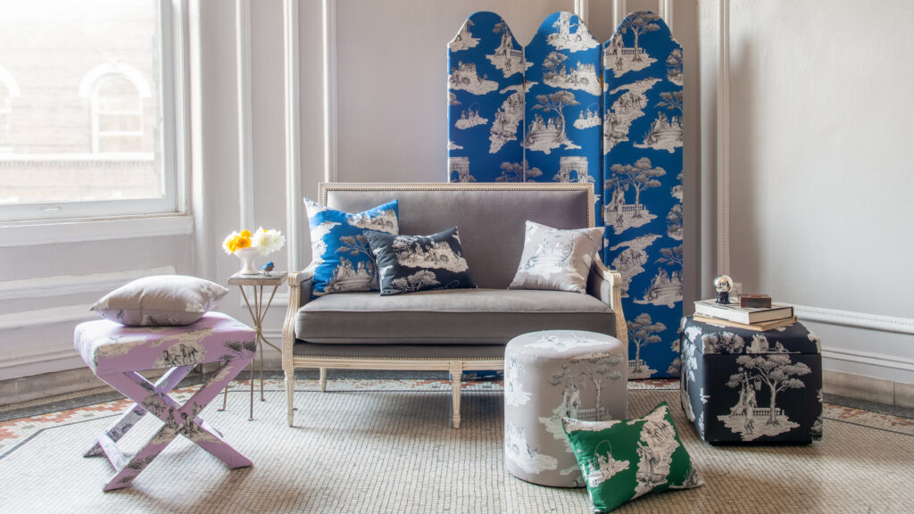 Harlem Toile De Jouy: The History Behind the Pattern