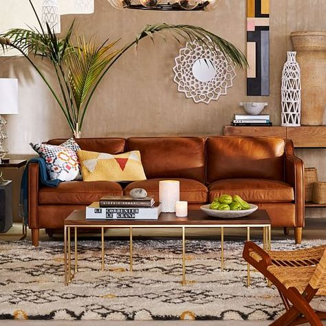With Brown Furniture, What Colors Go Well With Chocolate Brown Furniture