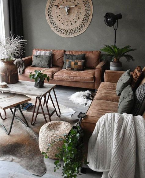 With Brown Furniture, What Colors Go With Chocolate Brown Sofa