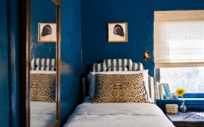 How to decorate a warm and welcoming guest room